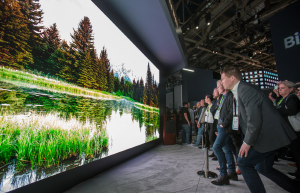[CES2019] '삼성시티' 'LG 롤러블TV' 세계가 극찬